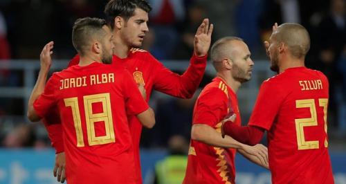 Rusia - España, partido increíble con CUOTAS FANTÁSTICAS
