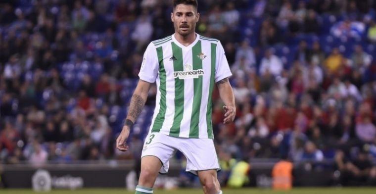 Javi García tiene la esperanza de cumplir su sueño en el Betis