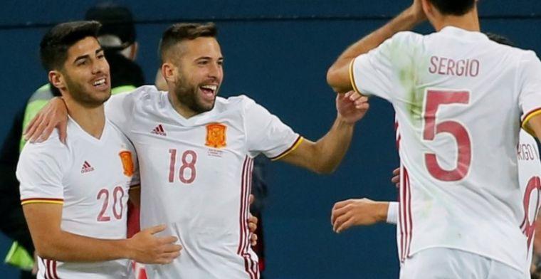 ¿Es Jordi Alba el mejor lateral izquierdo del mundo en la actualidad?