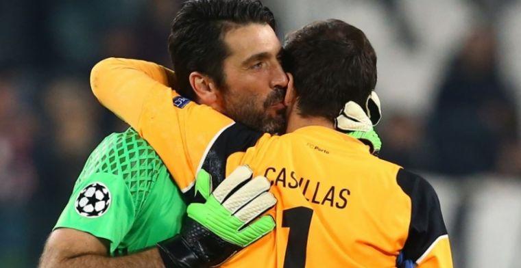 El mundo del fútbol se vuelca con Buffon después de su retiro