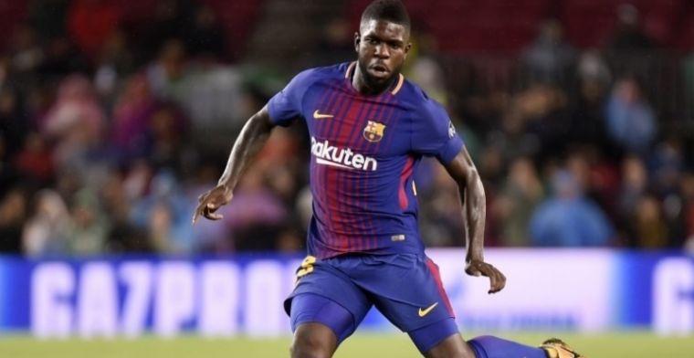 El Barcelona pone fecha a la renovación de Samuel Umtiti