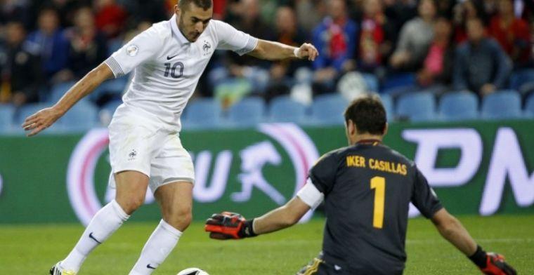 Iker Casillas le manda todo un recado a Karim Benzema