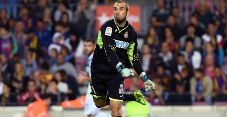 El Espanyol prepara la ofensiva para renovarle el contrato y evitar su marcha