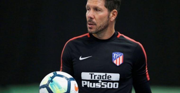 La última 'incorporación' del Atlético para el derbi en el Wanda