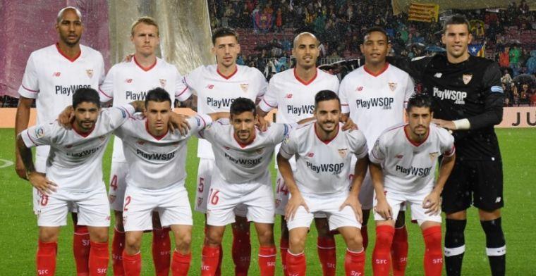 Lo que recibirá el Sevilla por sus estrellas mundialistas
