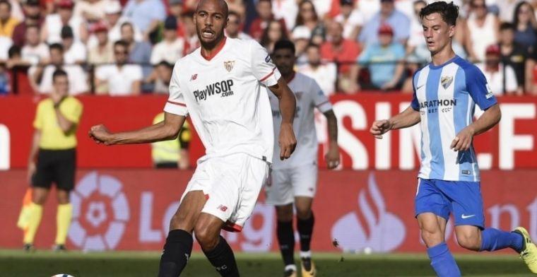 La Premier League se vuelve loca con un jugador del Sevilla