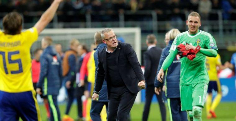 Zweedse coach geïrriteerd na Zlatan-vragen: Dit is echt ongelooflijk!