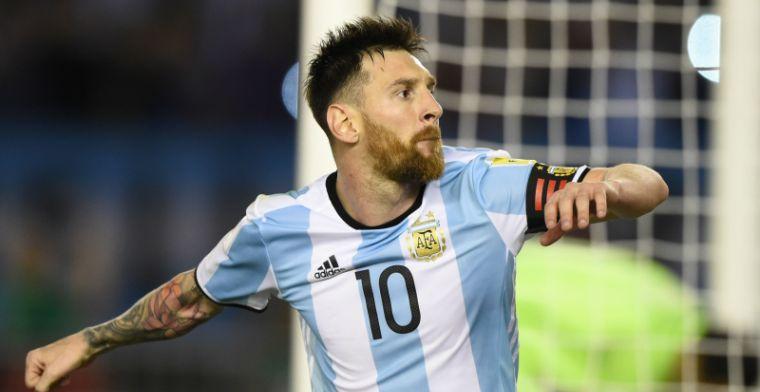 La Argentina de Leo Messi gana a Nigeria con SORPRENDENTES CUOTAS