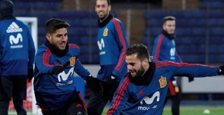 OFICIAL. Asensio llevará la batuta de la Selección española ante Rusia