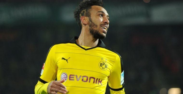 Aubameyang uit Dortmund-selectie gezet: 'Hij liet Bosz geen andere keuze'