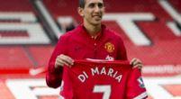 Imagen: El Manchester United fichó a Di María solo para vender camisetas