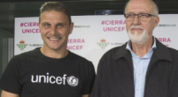 Imagen: El Betis cierra un acuerdo de colaboración con UNICEF