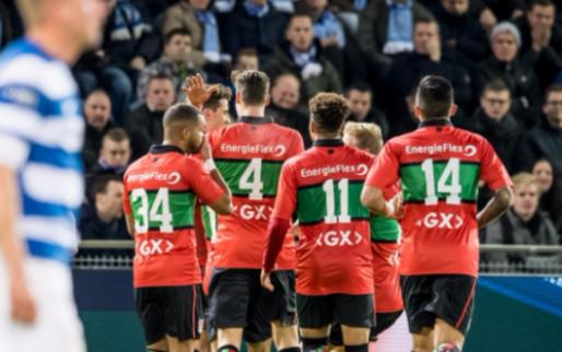 NEC voert druk op Jong Ajax op, wereldgoal bij RKC-Telstar