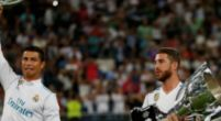 Imagen: Zidane rebaja tensiones en la polémica entre Sergio Ramos y Cristiano Ronaldo