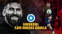 Imagen: Los goles de Messi nunca vistos en los entrenamientos que desvela el Barça