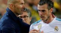 Imagen: Zidane reafirma su apoyo a Bale y se niega a hablar de posibles sustitutos