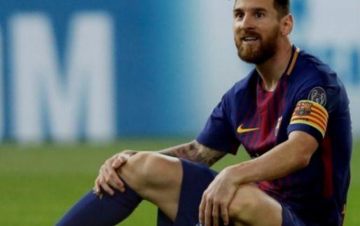 Imagen: Este famoso cantante firma una carta para pedir la renovación de Messi