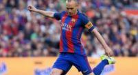 Imagen: Iniesta está a un paso de firmar este increíble récord con el Barcelona