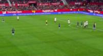 Imagen: VÍDEO - Qué buen remate de Maxi Gómez para adelantar al Celta en el Pizjuán