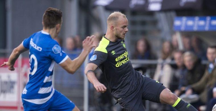 'Luizenploeg' PSV mazzelt: 'Kan iemand even aanbellen bij Sjaak Swart?'
