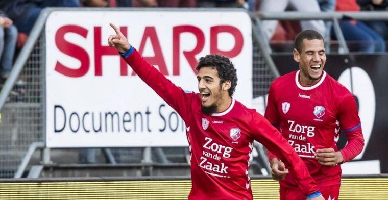 Wereldgoal Ayoub absoluut hoogtepunt op prima middag voor winnend FC Utrecht