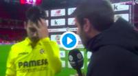 Imagen: VÍDEO - Manu Trigueros sabe que los tres puntos deberían haber sido amarillos