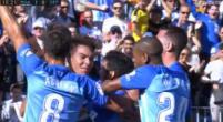 Imagen: VÍDEO | Una gran jugada de estrategia adelanta al Málaga en La Rosaleda