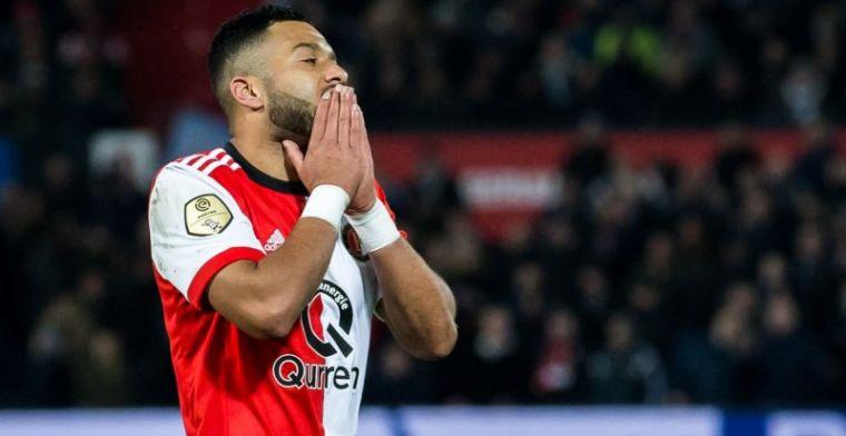 Bruggink kritisch op Feyenoorder: 'In het buitenland denken ze: wat kan hij goed?'