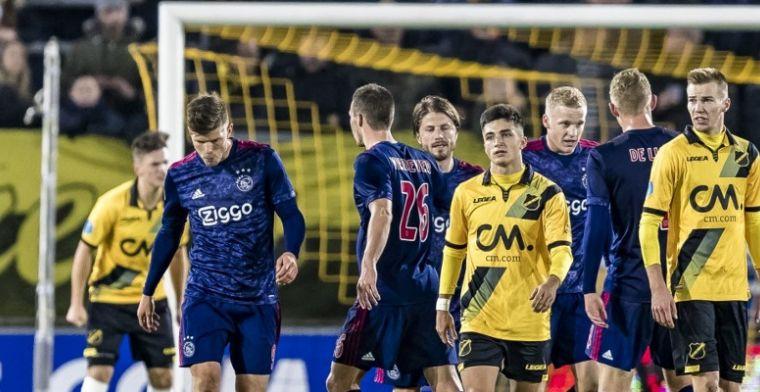 De Eredivisie-flops: slechts zes spelers van NAC, Hendrix en Twente-duo