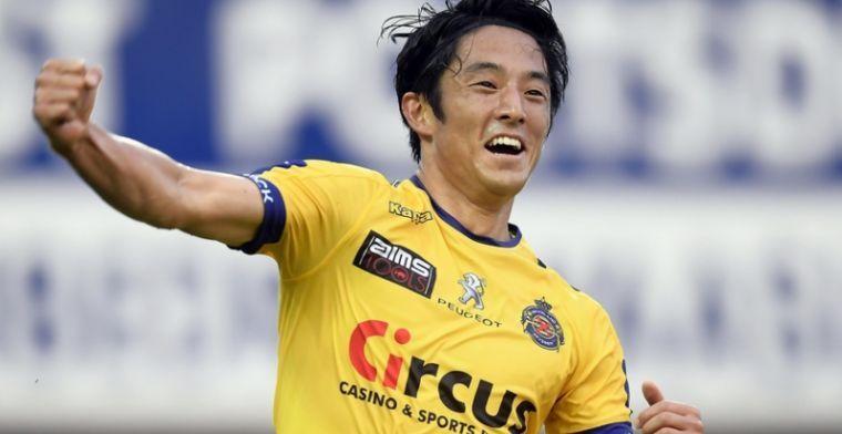 Morioka is beste van de heenronde, Club-speler strandt op plaats twee