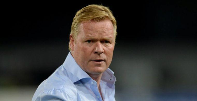 'KNVB krijgt concurrentie: Koeman een van vier kandidaten bij Premier League-club'