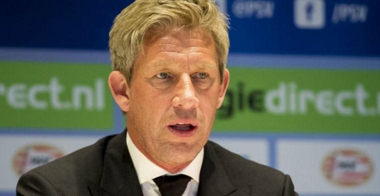 De Telegraaf: PSV houdt ogen open voor komst van nieuwe linksback