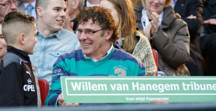 Van Hanegem pleit voor Feyenoord-wissel: 'Ja. Het is helemaal weg'