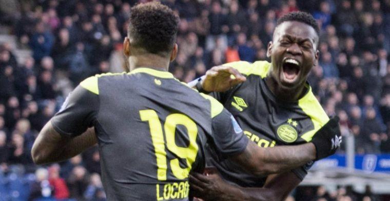 'Ik durf wel een euro te zetten op het kampioenschap van PSV'
