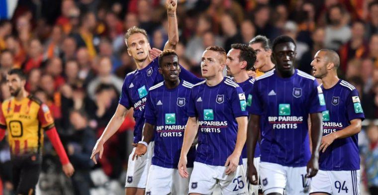 Chef Sport duidelijk: 'Drie transfers kunnen Anderlecht titel bezorgen'