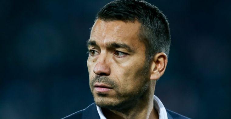 Kieft maakt korte metten met Feyenoord: Nou, daar leer je helemaal niets van