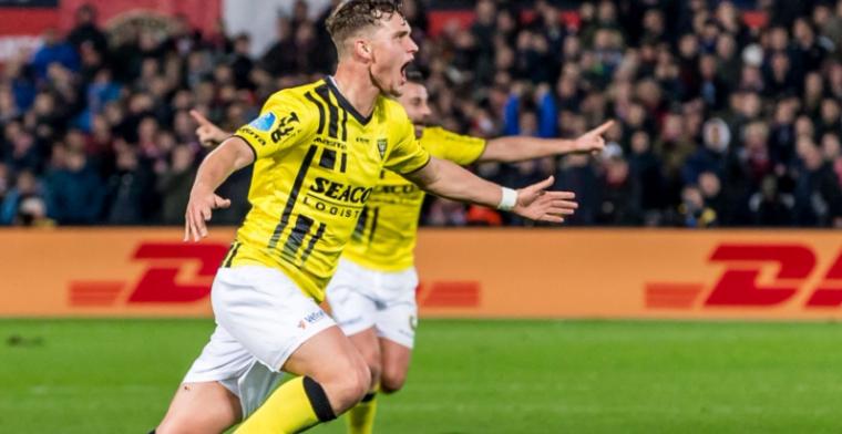 Plan van Feyenoord-plaaggeest mislukt: Ze had het niet eens gezien, zei ze