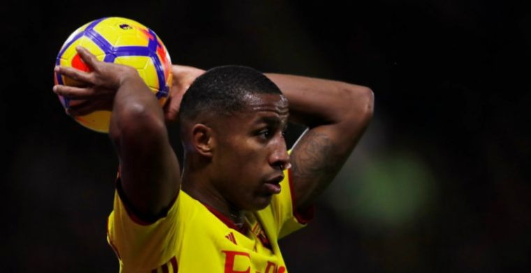 Zeegelaar krijgt na 6 seconden elleboog bij Premier League-debuut: Heel raar