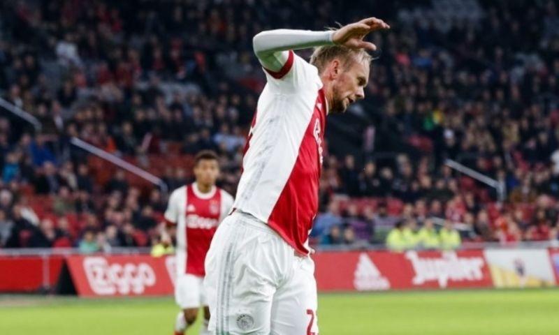 Afbeelding: 'Teleurstelling' bij Ajax: 'Zeker. Ik breng toch weer andere dingen'