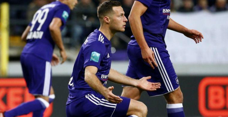 Anderlecht is het verliezen beu: Onze eer staat op het spel