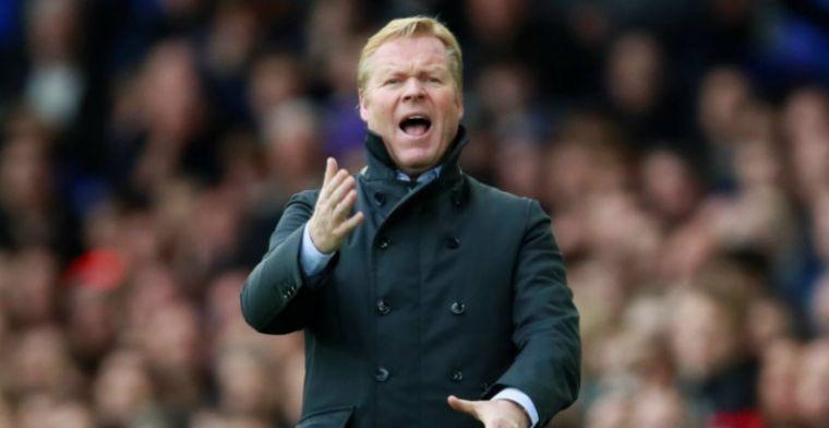 'Koeman krijgt meteen aanbieding uit de Premier League maar bedankt voor de eer'