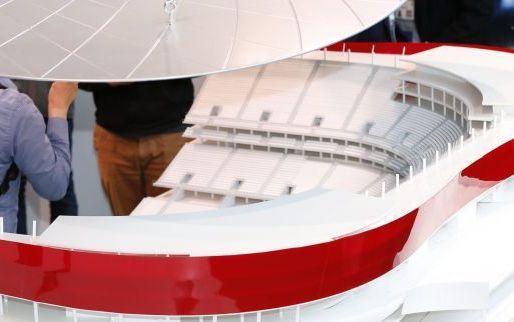 Afbeelding: Weinig geloof vanuit de politiek: ''Eurostadion zal er niet staan op EK 2020''
