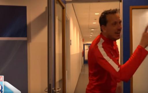 Boer breekt stadion PEC Zwolle af bij rondje footgolf