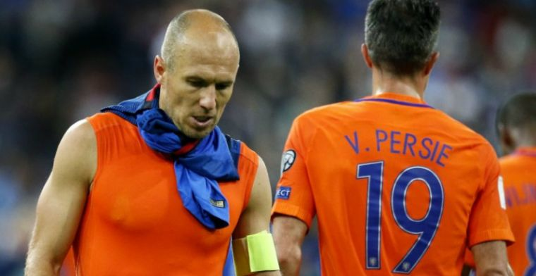 Robben, Blind en vijf (!) anderen: Oranje-internationals gratis op te halen