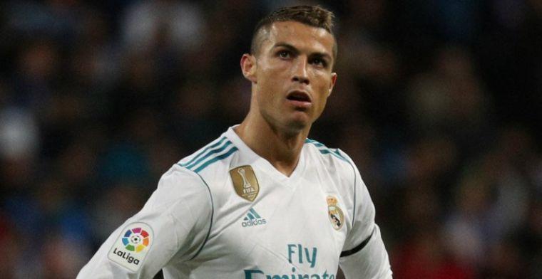 Boze Ronaldo haalt uit naar Spaanse pers: 'Waarom zouden jullie willen praten?'