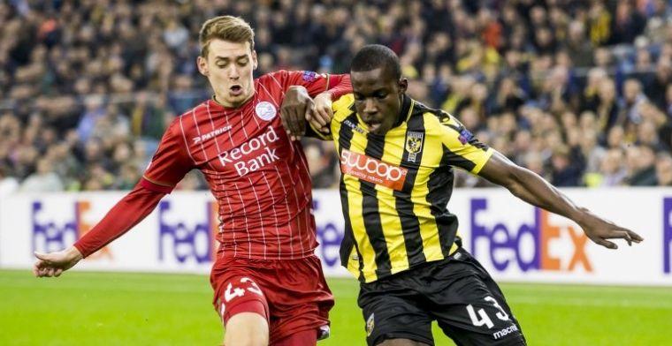Vitesse-tiener 'bloedserieus': De kans is groot dat ik naar het WK ga