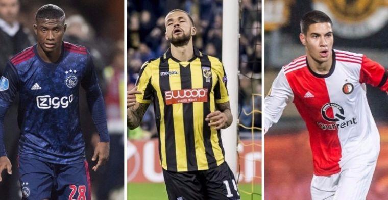 De grootste miskopen van dit seizoen: top-tien met Ajacied en twee Feyenoorders