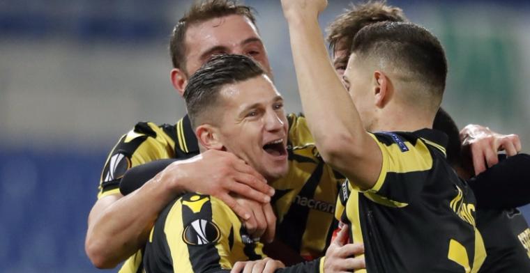 Linssen had Vitesse-doel voor ogen: 'Wegwezen. Dat begreep hij wel'