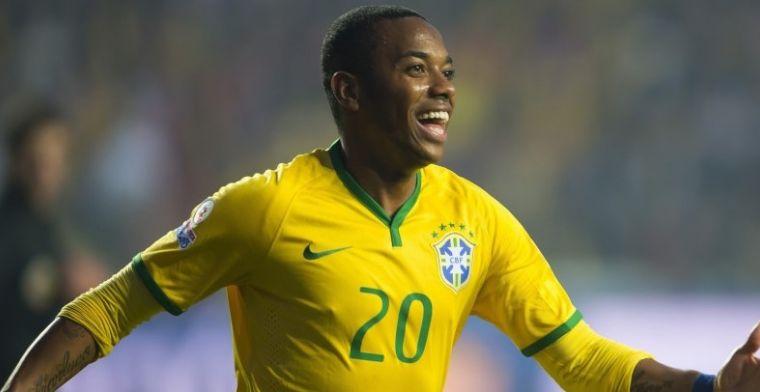 Buitenlandse media: Robinho (33) veroordeeld tot gevangenisstraf van negen jaar