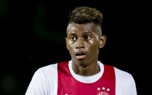 Afbeelding: NEC'er treft 'man van 5,5 miljoen' van Jong Ajax: 'Schiet bijna altijd met rechts'